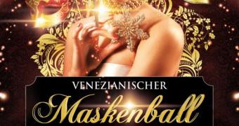 Venezianischer Maskenball Düsseldorf (Karneval) 25.02.2017