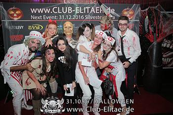 Halloween Duesseldorf 2016