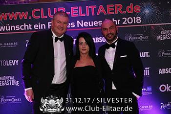 Silvester Düsseldorf 2017