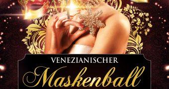 Venezianischer Maskenball Düsseldorf (Karneval) 22.02.2020