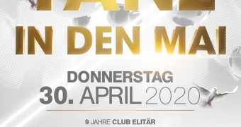 Tanz in den Mai Düsseldorf | White Party 30.04.2020