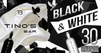 Black & White in den Mai | Tino´s Düsseldorf 30.04.2020